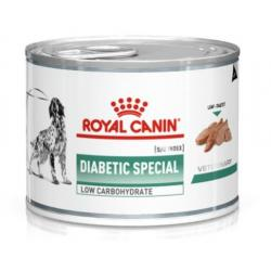 PACK AHORRO Royal Canin VHN Dog Wet Diabetic Special Low Carb 12x195g