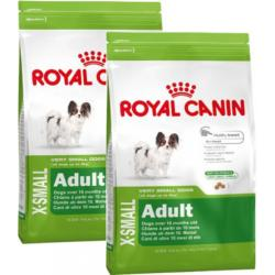 PACK AHORRO Royal Canin X-Small Adult 2Unidades x 1.5kg