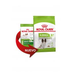PACK AHORRO Royal Canin X-Small Adult +8 2 x 3kg