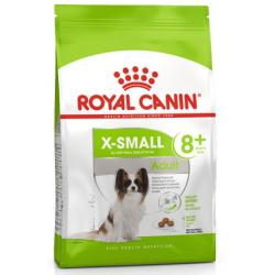 PACK AHORRO Royal Canin X-Small Adult 8+ 2x 3Kg