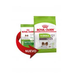 PACK AHORRO Royal Canin X-Small Ageing +12  2 x 1,5kg