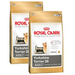 PACK AHORRO Royal Canin Yorkshire Terrier 2Unidades x 1.5kg