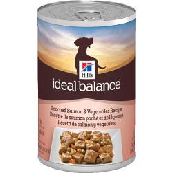 PACK Hill's Ideal Balance Salmón Verduras 12x360g
