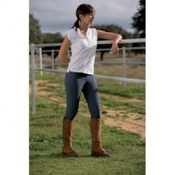 HH Pantalón Tuff Rider Country Mujer T 38 Beige
