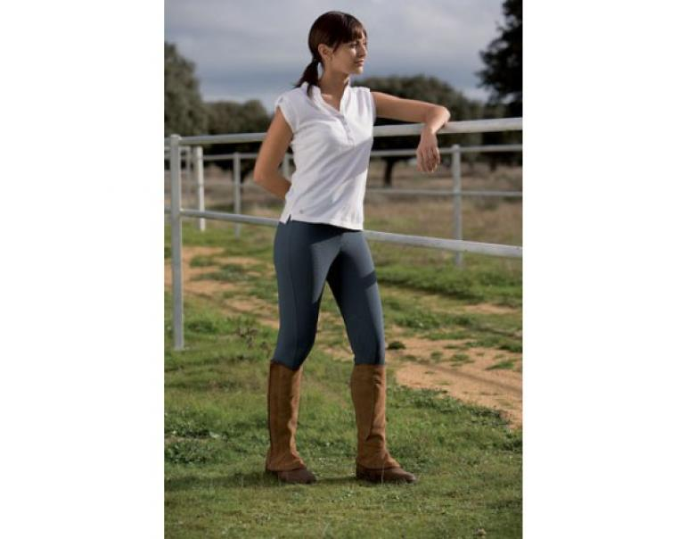 HH Pantalón Tuff Rider Country Mujer T 42 Beige