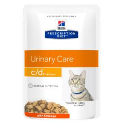 Hill's PD c/d Urinary Care para Gatos 85g