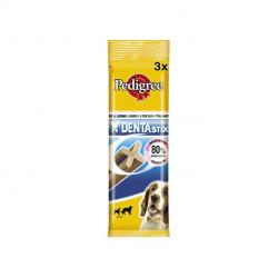 Pedigree Dentastix Razas Medianas 3Sticks