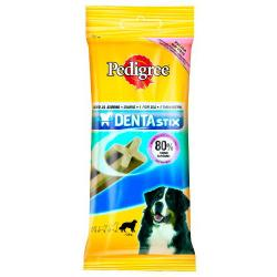 PACK AHORRO Pedigree Dentastix Raza Grande 10 Packs x 7 Sticks