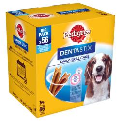Pedigree Dentastix Diario Raza Mediana 56uds