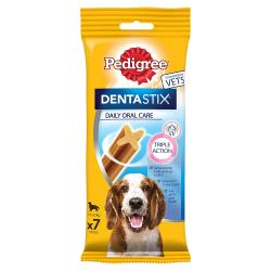 Pedigree Dentastix Diario Raza Mediana 7uds