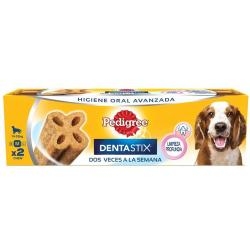 Pedigree Dentastix Dos Semana Raza Mediana 2uds