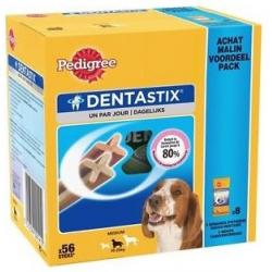 Pedigree Dentastix Snack Dental Perros Medianos 56 Barritas