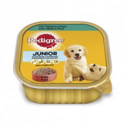 Pedigree Tarrina Junior 300g 20 uds