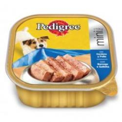 Pedigree Tarrina Mini Cordero & Pollo 300g
