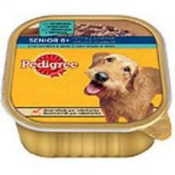 Pedigree Tarrina Senior Ternera & Aves 300g