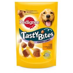Pedigree Tasty Bites Chewy Cubes Aves 130g