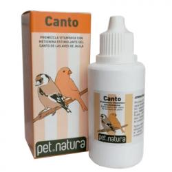 Pet Natura Canto 25ml