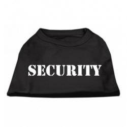 Petuky Camiseta Security para perros talla S