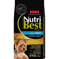 Picart NutriBest Adult Mini 3kg