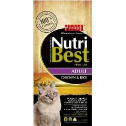 Picart Nutribest Cat Pollo y Arroz 15kg