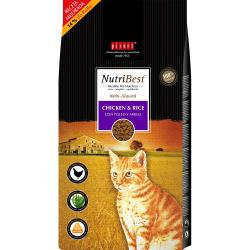 Picart Nutribest Cat Pollo y Arroz 4kg