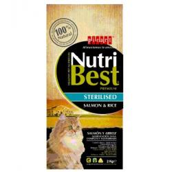 Picart Nutribest Cat Sterilised 2kg