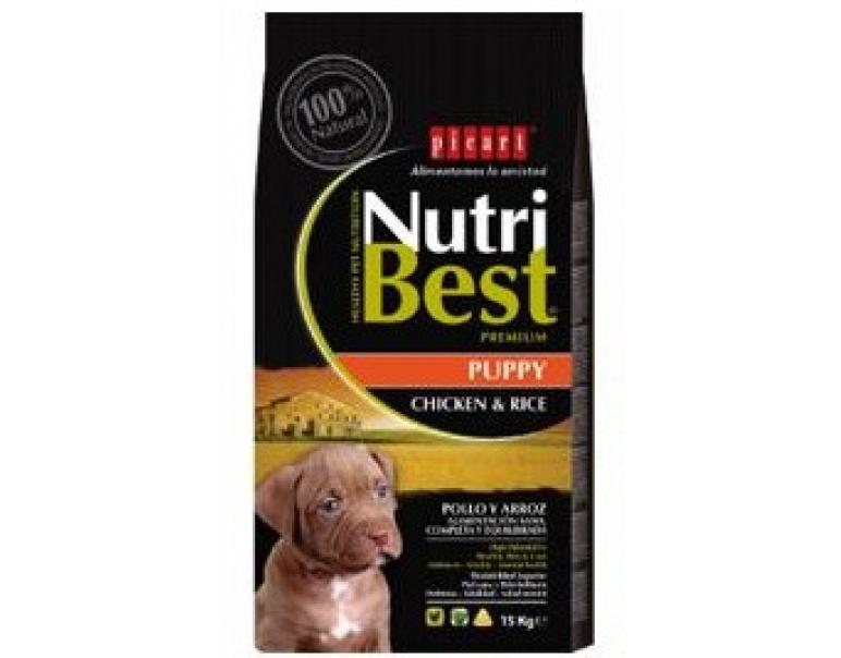 Picart Nutribest Puppy 3kg