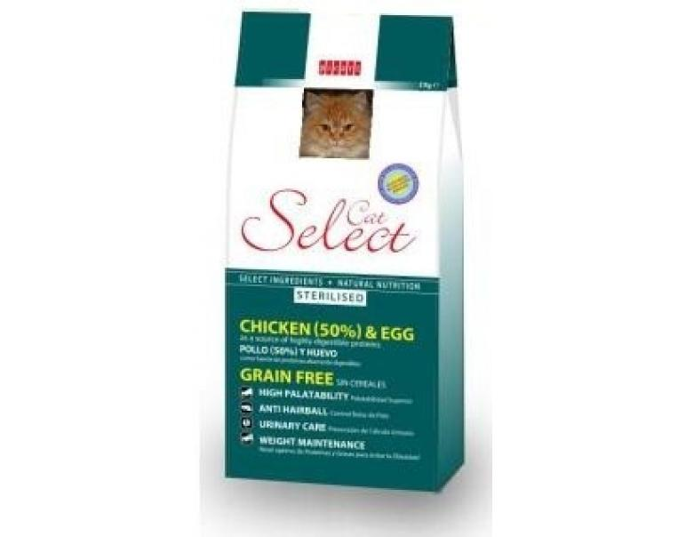 Picart Select Cat Sterilised 2 kg