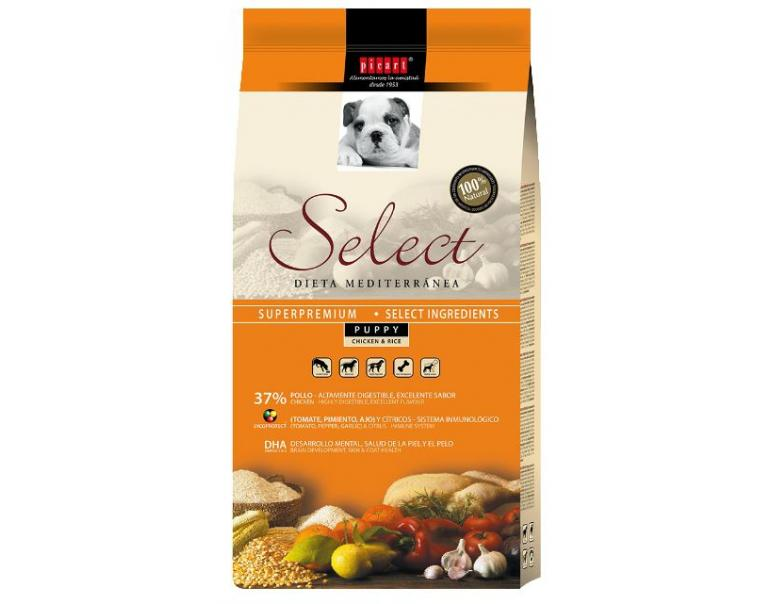 Picart Select Puppy Pollo y Arroz 3kg