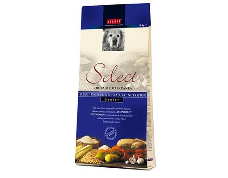 Picart Select Senior Pollo y Arroz 15kg