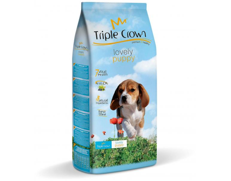 Triple Crown Lovely Pienso Cachorros/Madres/Gestantes 3 kg