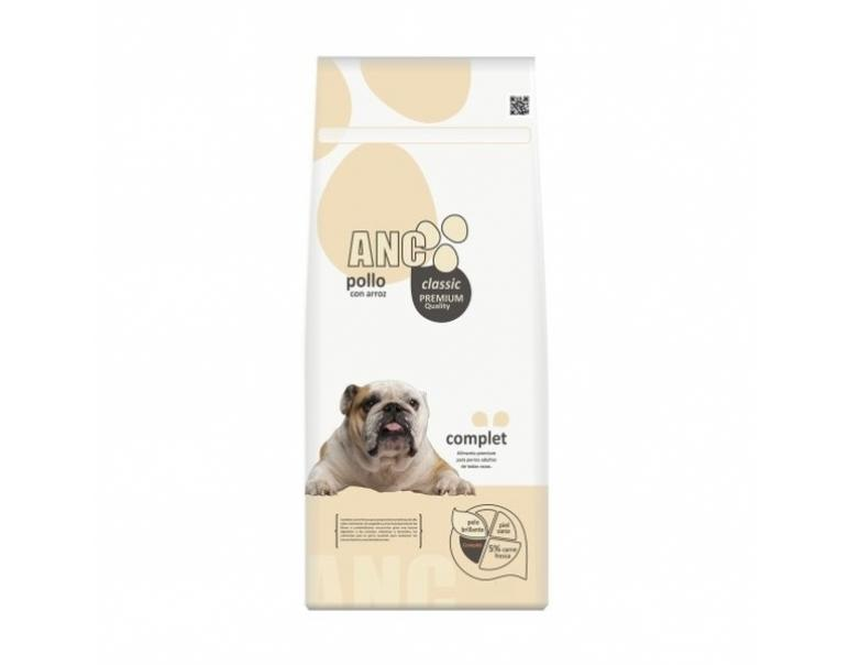 Anc Classic New Complet Pienso para Perros 3kg
