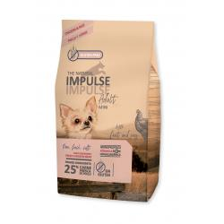 The Natural Impulse Mini Pollo 12kg