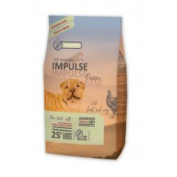 The Natural Impulse Cachorro Pollo 3kg