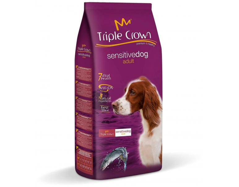 Triple Crown Pienso para Perros Sensibles 3Kg