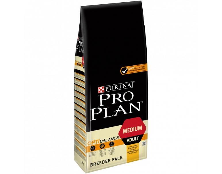Purina Pienso Pro Plan Medium Pollo 18kg