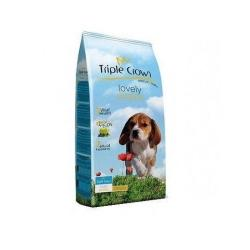 PACK AHORRO Triple Crown Lovely Puppy Pienso para Cachorros 2x15kg