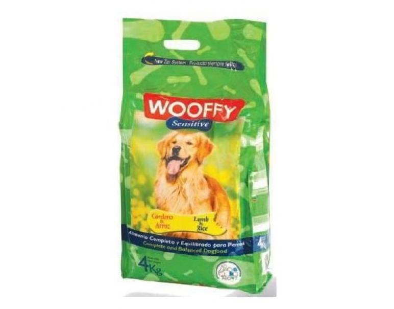 Wooffy Pienso Sensitive 4kg