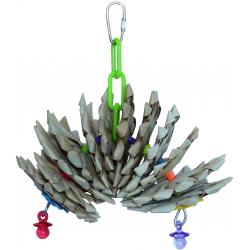 CoolToys Pinetwist Juguete Aves S/M