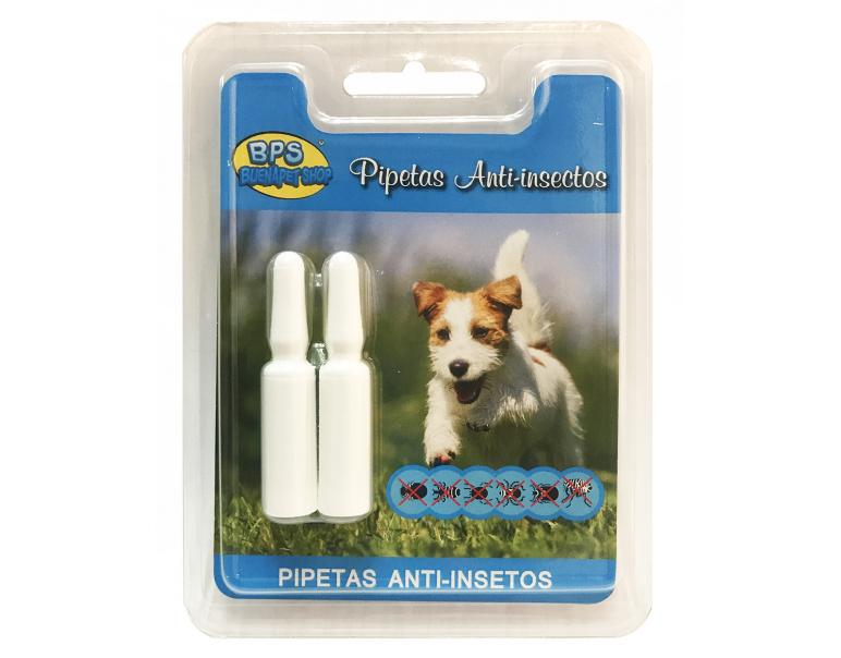 BPS Pipetas Anti insectos 2uds