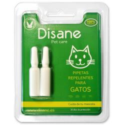 Disane Pipetas Repelentes Naturales Gatos 2uds