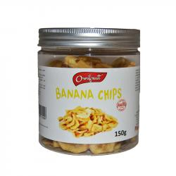 Placias Banana Chips 150g