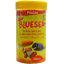 Placias Escamas Peces Tropicales 250ml