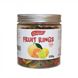 Placias Fruit Rings 200g