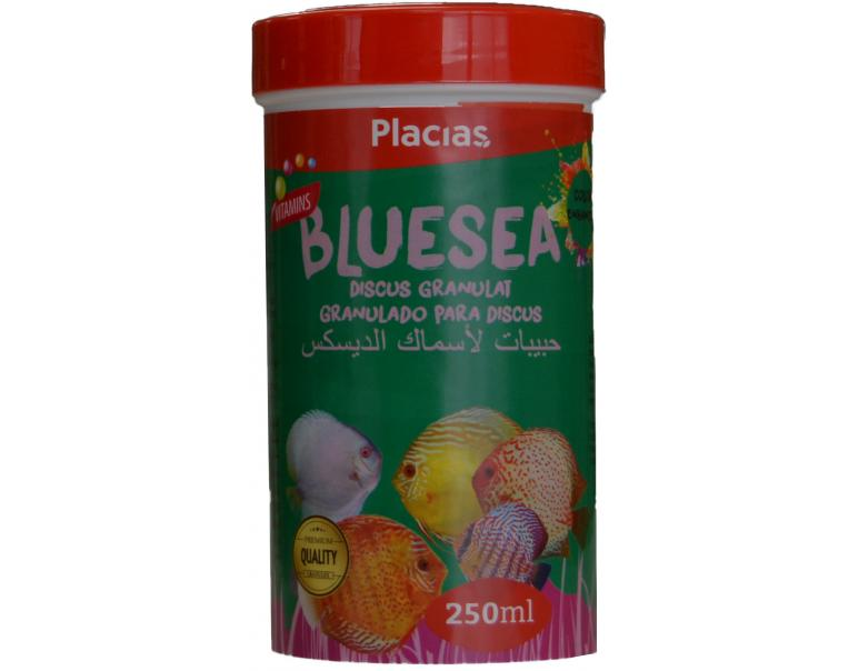 Placias Granulado para Peces Disco 250ml