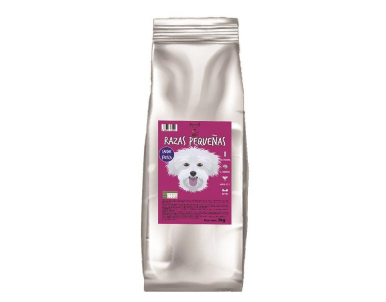 Placias Kelly Natural Food Perro Mini 3 kg