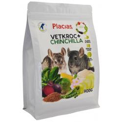 Placias Vetkroc Chinchilla 900g
