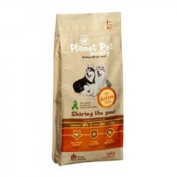 Planet Pet Active Pollo y Arroz 15kg
