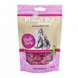Planet Pet Gato Snack Tacos de Pato 30g