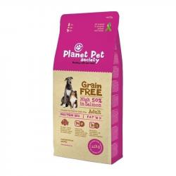 Planet Pet Grain Free Salmon y Patatas 12kg